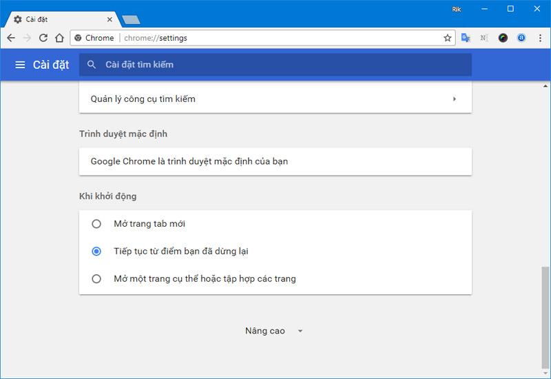 Hình ảnh 6: Thủ thuật Chrome