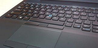 Touchpad Windows 10