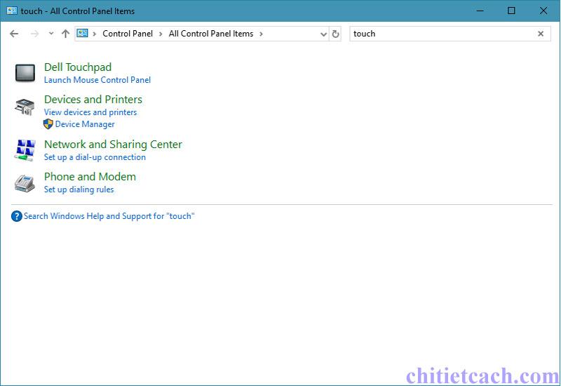 Hình ảnh 7: Tìm kiếm nhanh trong Windows