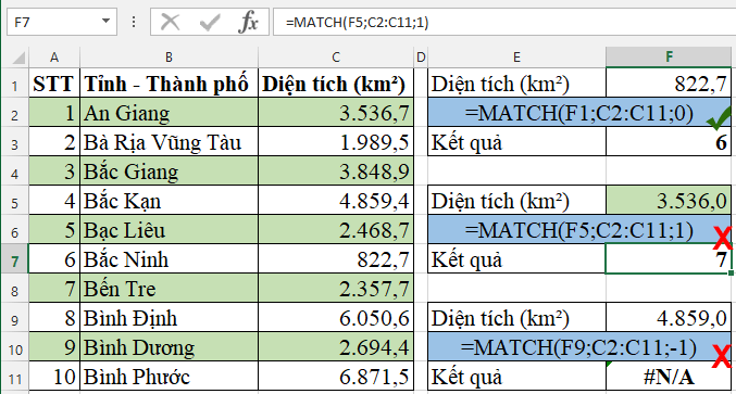 ham-match-trong-excel