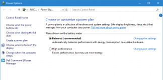 high-performance-power-options-windows