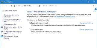 high-performance-power-options-windows