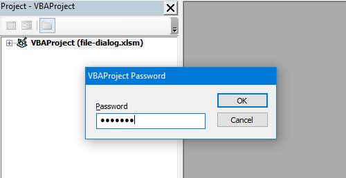 set-up-password-vba-excel