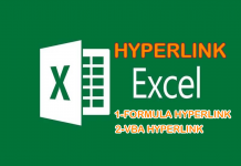 VBA Excel Hyperlink